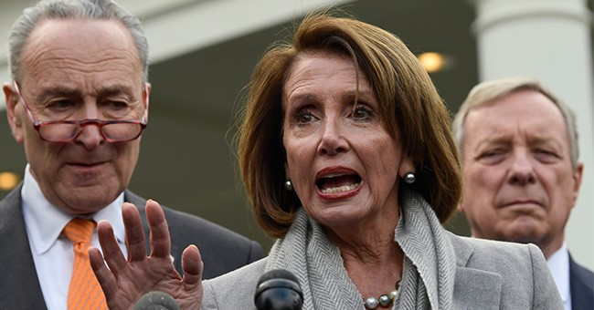 Now Pelosi Owns the Shutdown