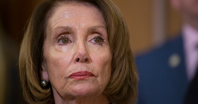 So, Nancy Tried to Leave the Country During The Shutdown Again?