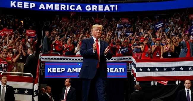 Trump Takes a Strong Stance on Abortion (& Murder) at His Re-Election Kickoff - 'Every Life is a Sacred Gift From God'