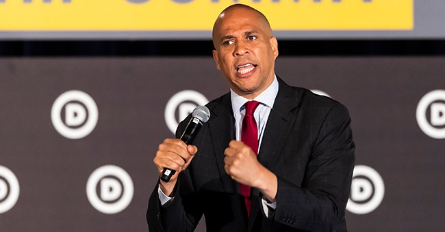Booker Campaign Continues Violent Rhetoric on Seth Meyers' Show
