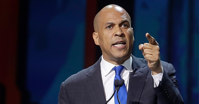 Booker Says He Won't Refuse To Meet With Farrakhan. His Reason Is Pathetic