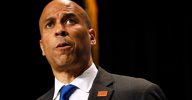 "Cory Booker Won't Say How He'd Enforce His Gun Ban And ""Buyback"""
