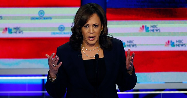 Border Pandering, Not Harris-Biden Drama, Will Decide 2020
