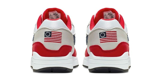 You Said What? How The Colin Kaepernick-Nike Issue Over Betsy Ross Took A Hard Left Turn Into Nazi-Land