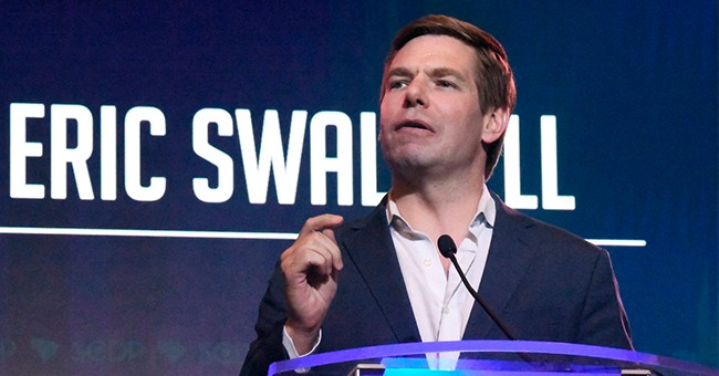 This Is How Eric Swalwell Reacted When Fox News Tried to Ask Him About Chinese Spy Scandal