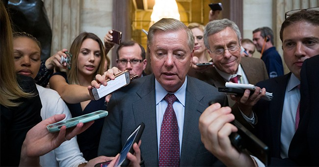 Lindsey Graham Sounds Off on Double Standard for Biden and Burisma