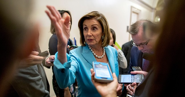 Nancy Pelosi Just Delivered A Kill Shot To House Democrats' Impeachment Hopes…For Now