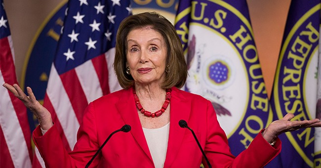 READ: Pelosi Sends Letter To Congress About Whistleblower Complaint