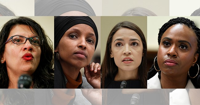 President Trump Obliterates Ilhan Omar at the White House, Gets Massive Cheers