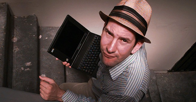 Matt Drudge's 'Future' Is Now Realized, And That Has Legacy Media Enraged.