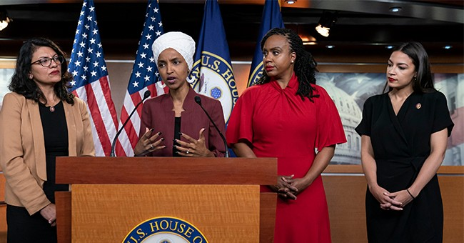 New Survey Shows How Many Americans Believe 'The Squad' Represents Views of Dems in Washington (And It's Not Good For the Left)