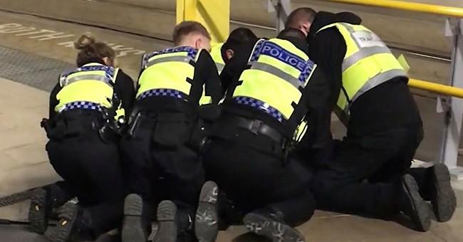Victoria Station Terrorist Attack And UK Gun Laws