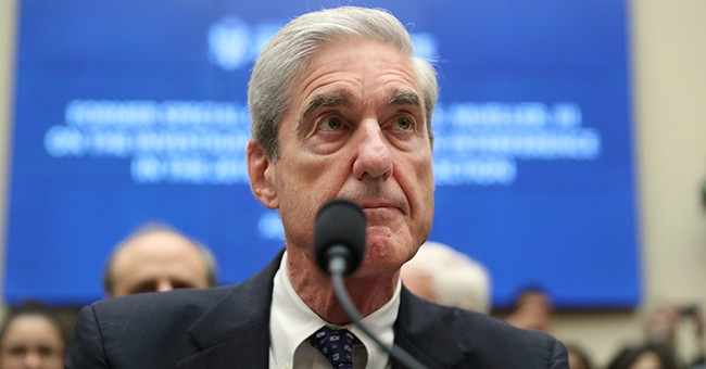 Good Riddance To Bob Mueller