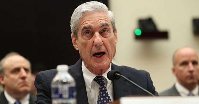 WATCH: Robert Mueller's Most Breathtakingly Bizarre Answer of the Whole Day