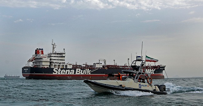 Britain Releases Captured Iranian Oil Tanker After Six Weeks of Custody, Defying US Requests