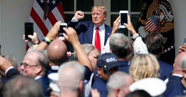 With Jobless Claims Approaching Record Lows, Trump Continues To Lead A Main Street Revival