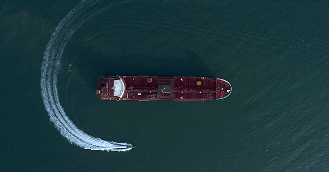 Iran Reportedly Seized Third Oil Tanker in the Gulf of Hormuz