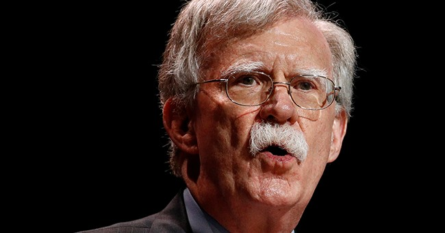 President Trump: I've Fired John Bolton