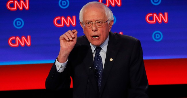 Bernie Sanders Makes One of the Most 'Horrifying' Arguments During CNN Climate Town Hall