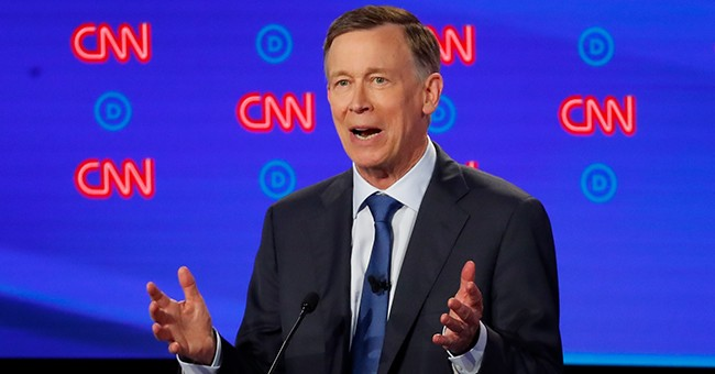 CO Sen: Hickenlooper In Stand-Off With Independent Ethics Commission