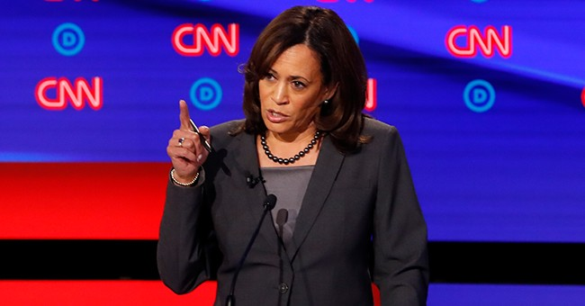 Kamala Harris Makes Anti-Gun Proposal That Will Basically Do Nothing