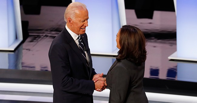 Is Biden-Harris on Tom Dewey's Path?