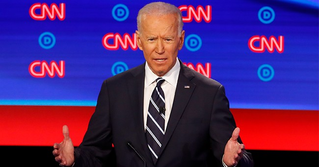 ICYMI: College Student Runs With Biden's Botched Debate Conclusion. Here's The Result.