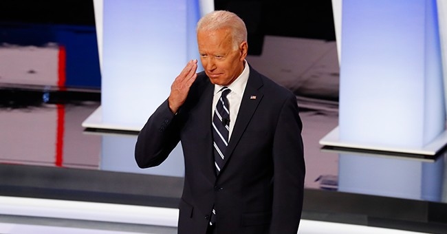 Detroit Debate II: Biden Does Better, But He Really Isn't Very Good At This