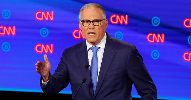 Washington Gov. Jay Inslee Ends Presidential Campaign