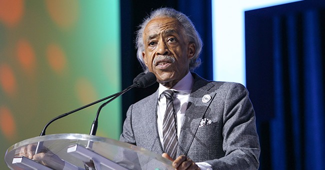 More Signs of the Zombie Apocalypse: Trump and Al Sharpton Have a Good Call