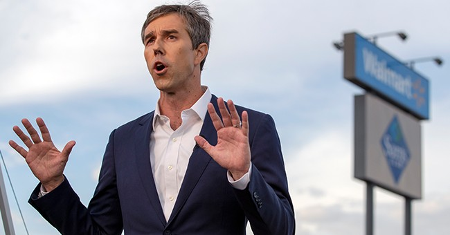 Beto's Hoping Third Time's The Charm With Campaign Relaunch
