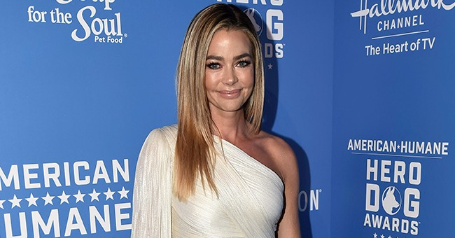 Fans Prompt Denise Richards to Treat a Health Scare