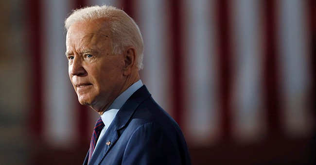 Let's Face It: Joe Biden May Be in Serious Trouble
