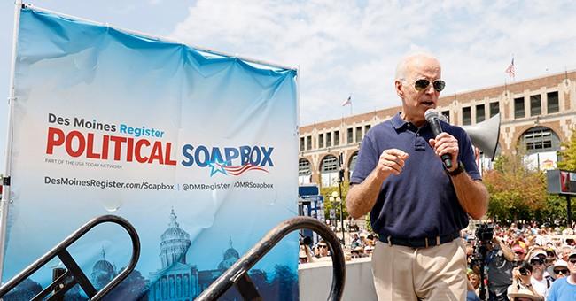 Joe Biden Sure Has Had A Lot Of 'Gaffes' Lately
