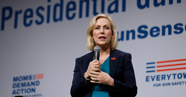 Kirsten Gillibrand Wants to Put Gun Owners in Prison, No Really