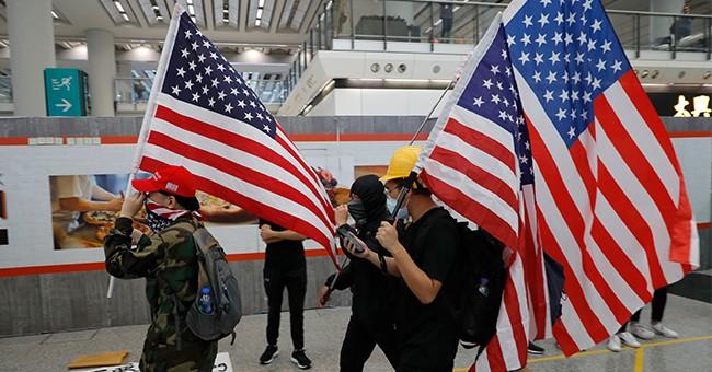 Are Hong Kong's Protestors More 'American' Than the Socialist Democrats?