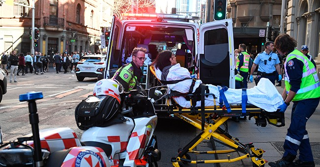 Australian Attack Illustrates The Importance Of Fighting Back