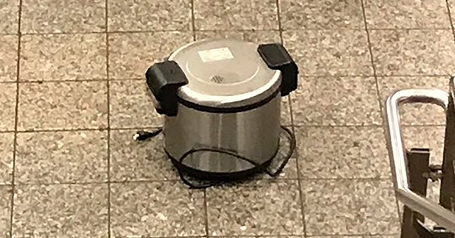 Suspect Plants Rice Cookers Around New York City, Causes Rush Hour Panic