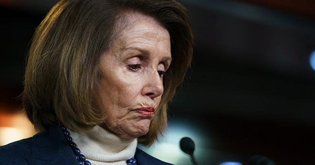Bow Down, Pelosi: House Speaker Caves To Senate GOP On Immigration Bill