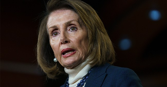 Pelosi Democrats Leave Town for the Weekend After Voting Against Federal Workers