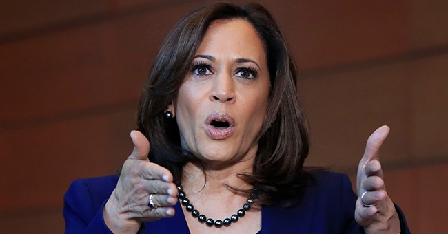 Kamala Harris: No You Can't Keep the Healthcare You Like, We're Eliminating It