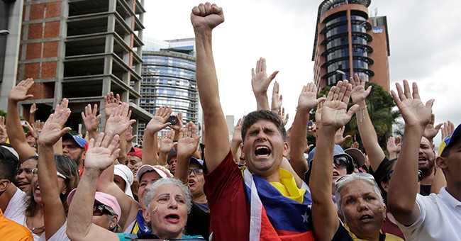 Oh, So Could This Be Why Venezuela's Maduro Has Been Able To Stick Around