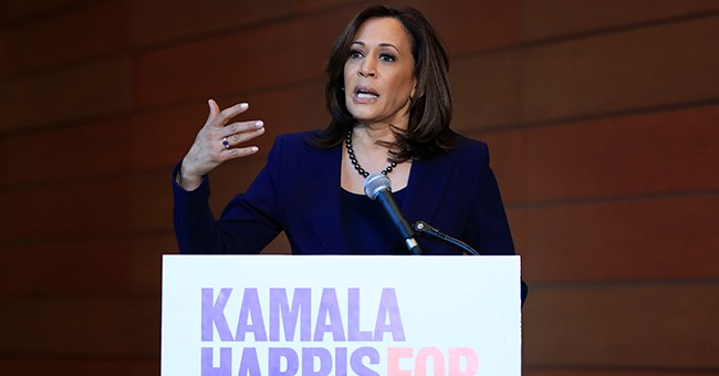 Kamala Harris Says She Is 'Disappointed' By Smollett Case, Offers No Apology for Her Rush to Judgment