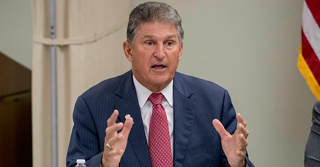 Manchin Does Damage Control After Voting to Remove Trump