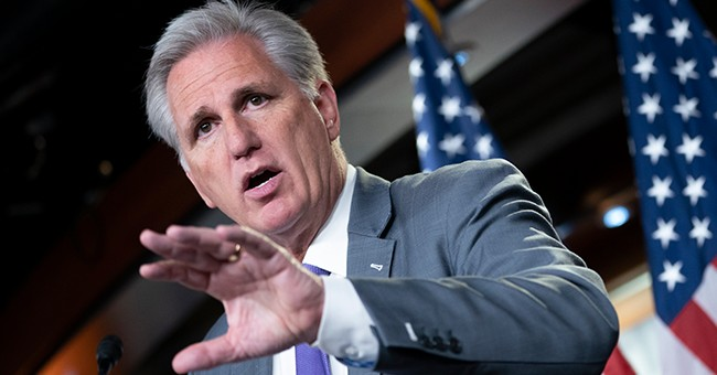 Minority Leader McCarthy Torches Schiff: He's the 'Common Denominator of All the Lies'