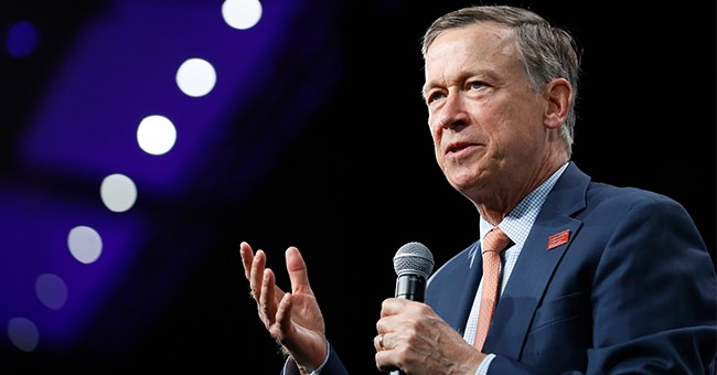 NRSC Condemns Hickenlooper for 'Racially Insensitive' Comment About Black Pastors