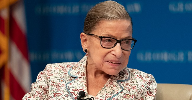 Justice Ruth Bader Ginsburg Missed SCOTUS Arguments Yesterday Due to Illness