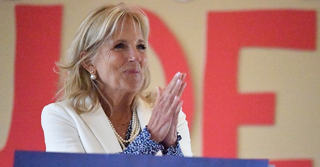 What Jill Biden's Gross Photo Op With National Guard Won't Accomplish