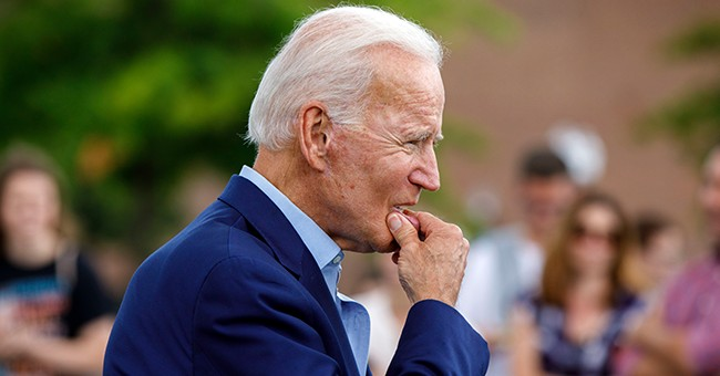 Joe Biden says racism in U.S. is institutional and 'white man's problem'