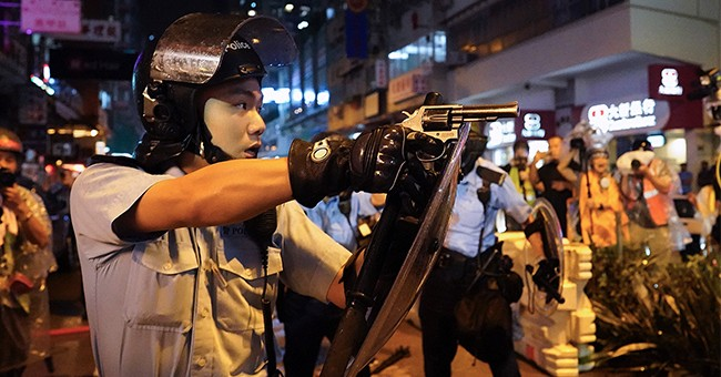 China asserts authority to declare state of emergency in Hong Kong